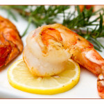 Rosemary Shrimp Scampi