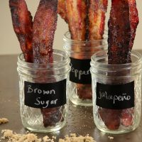 DIY Gourmet Bacon