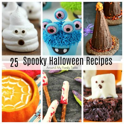 25 Spooky Halloween Recipes