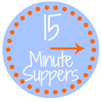 15 Minute Chicken Fajitas – #15MinuteSuppers