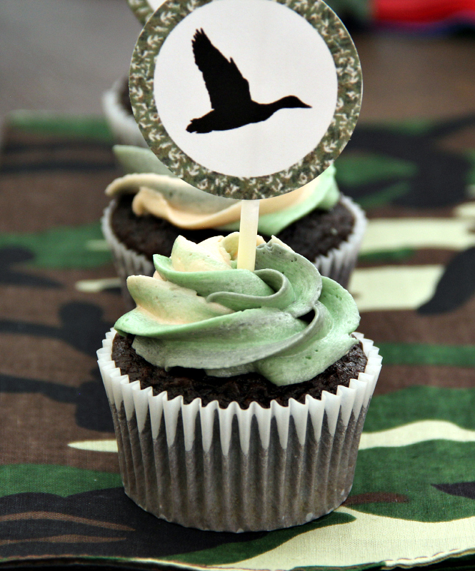 Duck Dynasty Birthday Party