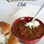 Spicy Chocolate Chili