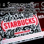 $20 Starbucks Gift Card Giveaway (ends 11/10)