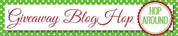 Giveaway Blog Hop - 2