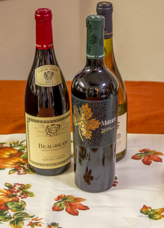 Perfect Thanksgiving Wine Pairings