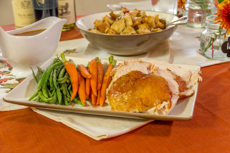 Fresh & Easy Holiday Meals Made Easy