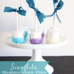 FROZEN Hot Chocolate and Sparkle Marshmallows #FrozenFun #shop #cbias