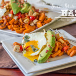 Sweet Potato & Turkey Hash