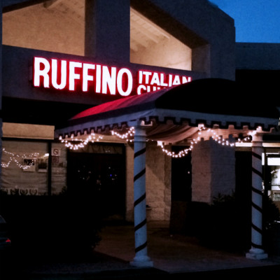 Ruffino Italian Restaurant Review