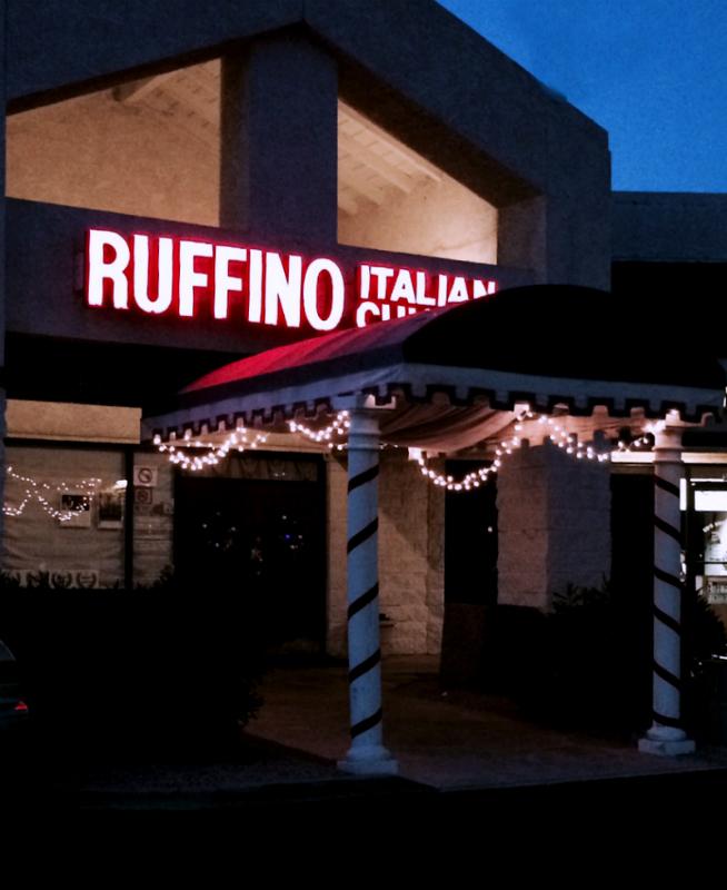 Ruffino Italian Restaurant Review in Phoenix, AZ