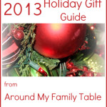 2013 Holiday Gift Guide #amft2013giftguide