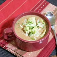 20-Minute White Chicken Chili