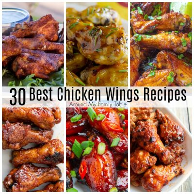 30 Best Chicken Wing Recipes