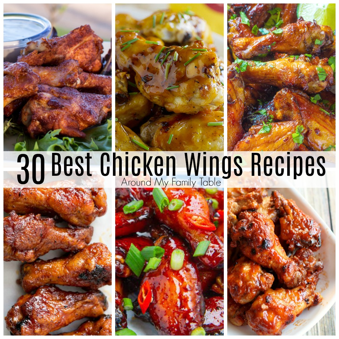 Best Chicken Wings Recipe Youtube: 30 Best Chicken Wing Recipes