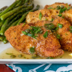 Chicken Scallopine #15MinuteSuppers