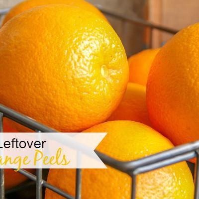 8 Uses for Leftover Orange Peels