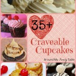 35+ Craveable Cupcakes...these aren't just your typical chocolate or white cupcakes.