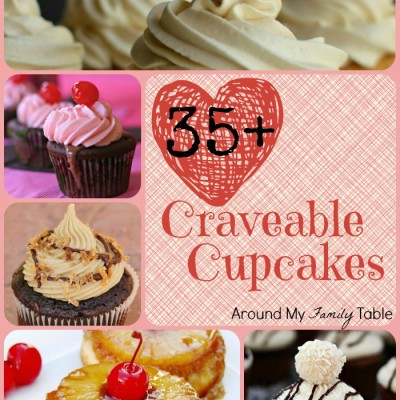 35+ Craveable Cupcakes