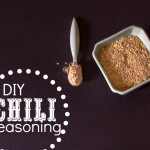 Homemade Chili Seasoning Mix
