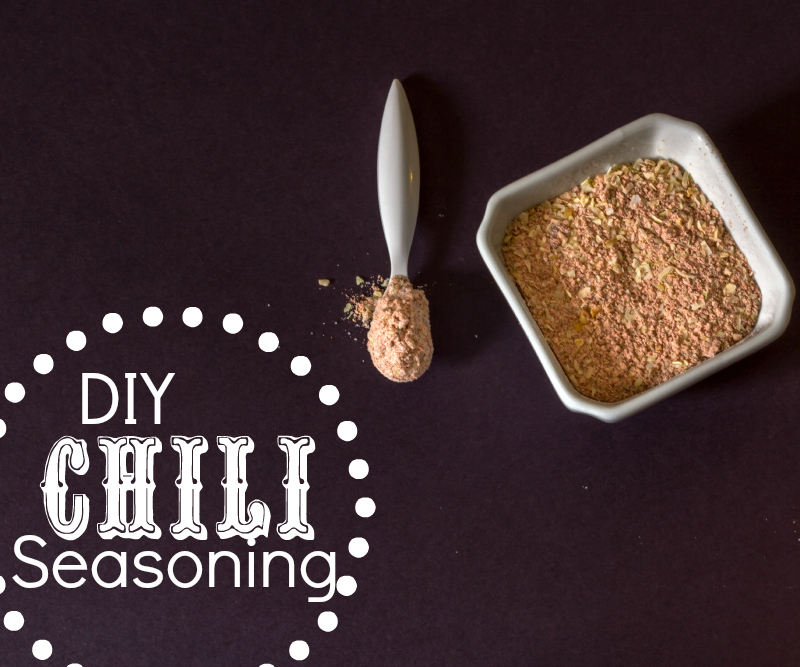 This Homemade Chili Seasoning Mix makes the most delicious and flavorful chili and it only takes a few minutes and a few ingredients found in most pantries.Homemade Chili Seasoning Mix