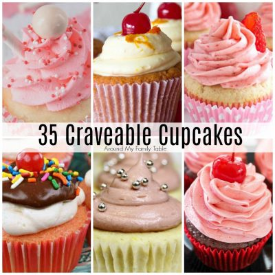 35 Craveable Cupcakes