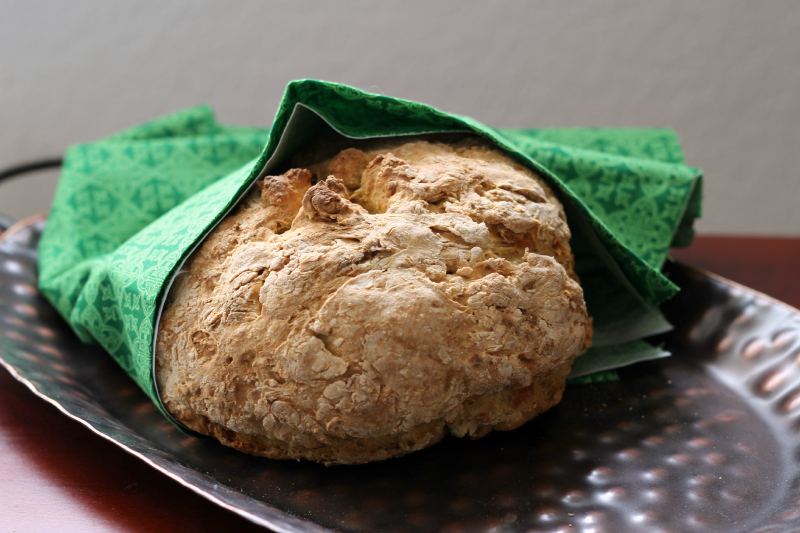 Gluten Free Irish Soda Bread - Around My Family Table