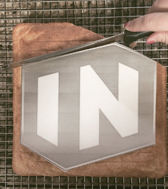 Disney Infinity Cake Tutorial