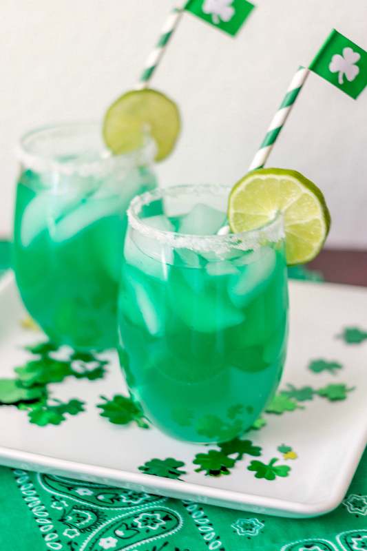 Super Delicious St Patricks Day Drinks