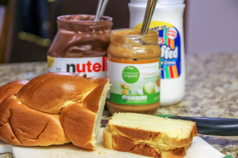 Nutella Fluffernutter Sandwiches #15MinuteSuppers