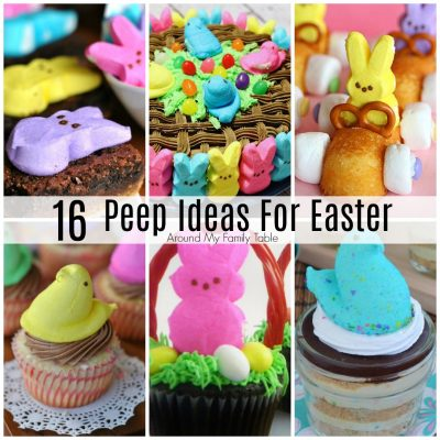 Peeps Ideas for Easter