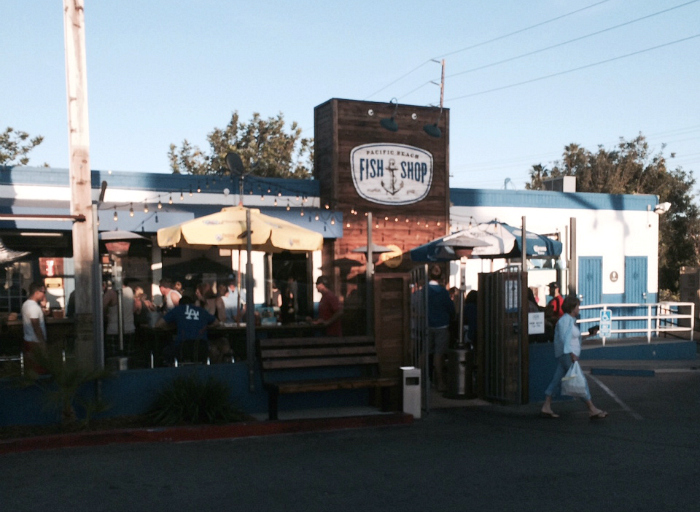 Pacific beach fish shop around my family table for Fish store san diego