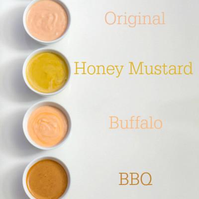 5 Amazing Fry Sauces