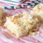 Pineapple Coconut Gooey Cake (Gluten Free, Dairy Free)
