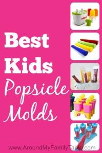 Best Kids Popsicle Molds