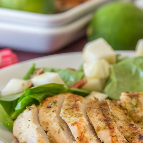 Cumin Lime Chicken #15MinuteSuppers