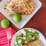 Grilled Cumin Lime Chicken