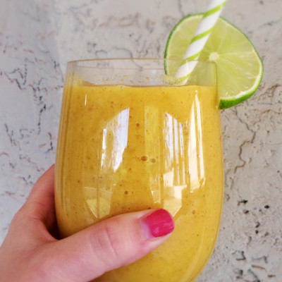 Tropical Smoothies with Chia Seeds