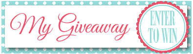 SUMMER My Giveaway - Enter to Win