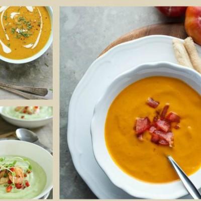 20+ Cold Soup Recipes