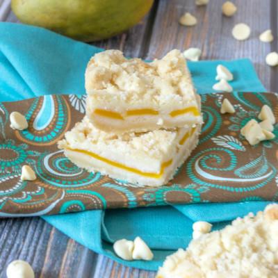 Mango Gooey Cake