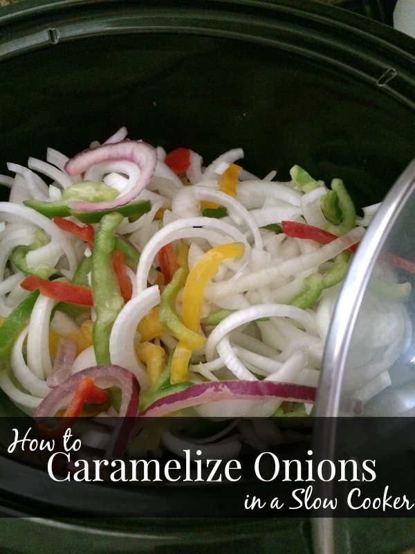 make caramelized onions in the slow cooker recipe the how to make slow ...