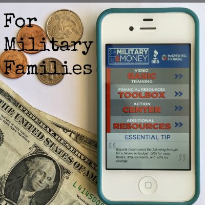 Military Living on a Budget