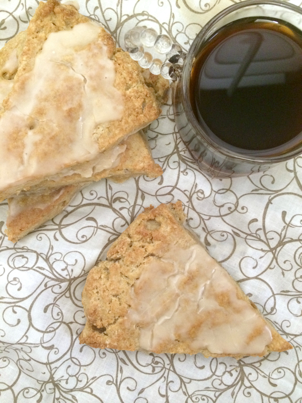 Brown Sugar Scones | Gluten & Dairy Free