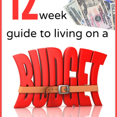Living On a Budget Series