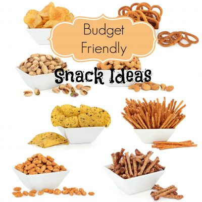Snack Ideas on a Budget