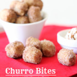 Churro Bites