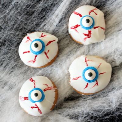Creepy Cookie Eyes