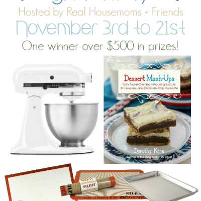 Holiday Baking Giveaway (ends 11/21)