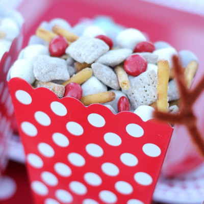 Christmas Snack Mix