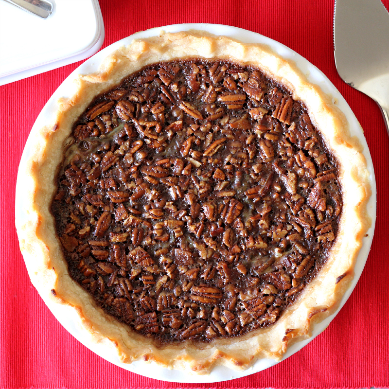 Bourbon Pecan Pie And Sugar For Pecan Pie